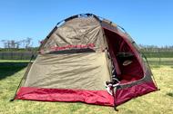 テント ワンタッチ ドーム型